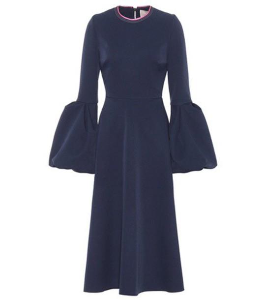 Roksanda dress blue