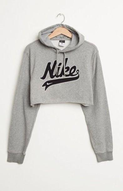 ad3770b23627b jacket hoodie cropped nike nike sweater nike hoodie nike crop top nike  sports bra nike cropped