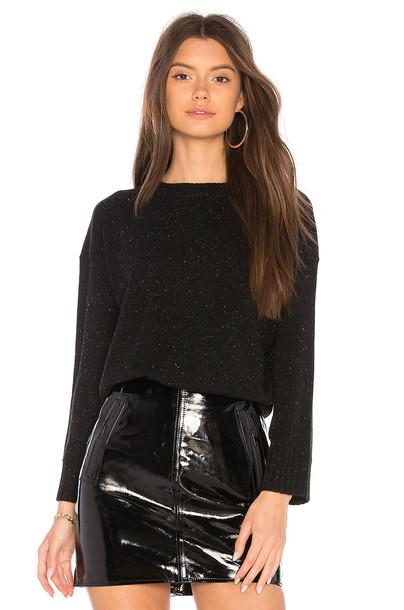 BROWN ALLAN sweater black