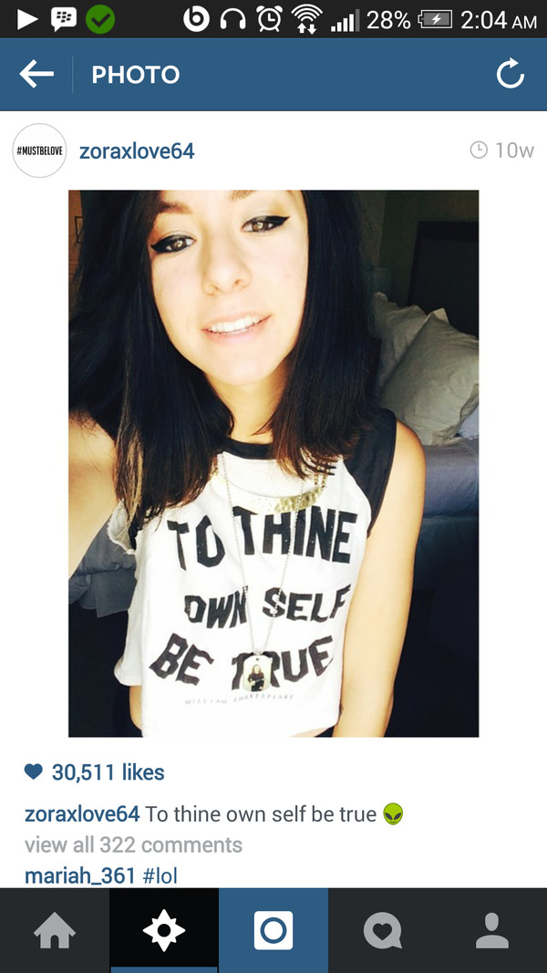 qoute true beyourself t-shirt tank top tank top color/pattern christina grimmie quote on it