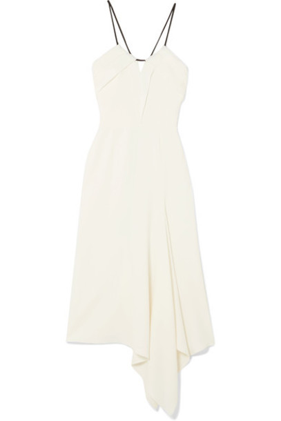 Roland Mouret dress white off-white