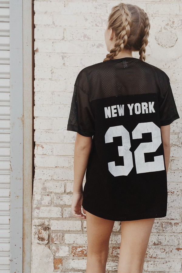 Fiona new york 32 jersey top