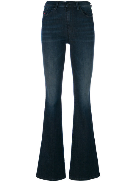 Diesel jeans women spandex cotton blue