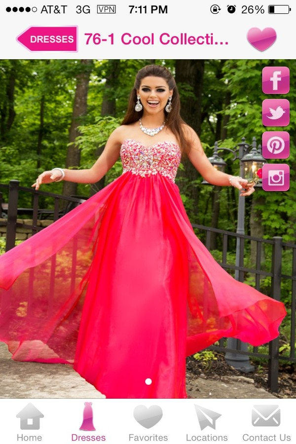 dress prom dress long prom dress red dress coral dress prom dress