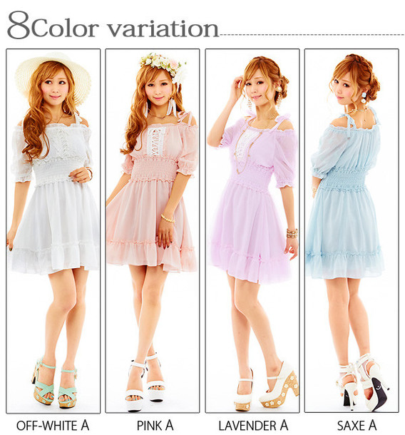 dress pastel spring outfits summer dress sheer