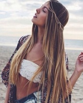 headpiece,head jewels,hair accessory,hat,tank top,shirt,top,white,roses,gold,gold sequins,gold hair jewelry,gold hair chain,gold hair band,gold jewelry,gold chain,boho,boho chic,bohemian,summer outfits,sommer,summer crush,hippie,bra tops,shorts,lipstick,style,cardigan,jewels,3d,3d top,3d flower,3d roses,white crop tops,white top,boho cardigan,bleached shorts,hippie headband,hippie chic,hippie jewelry,jewelry,headband,bikini,bikini top,swimwear,white swimwear,white bikini,beach,summer shorts,summer cardigan,carnival,hot,cute,sexy,badass,pretty,beautiful,bra,hair,nice,cool