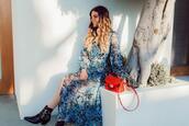 take aim,blogger,dress,shoes,bag