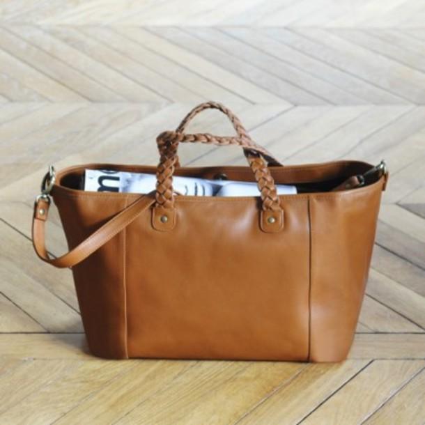 camel bag leather bag braided les composantes
