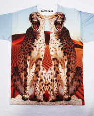 Archive SS12 SCREAMING CHEETAH - Limited Edition - Katie Eary