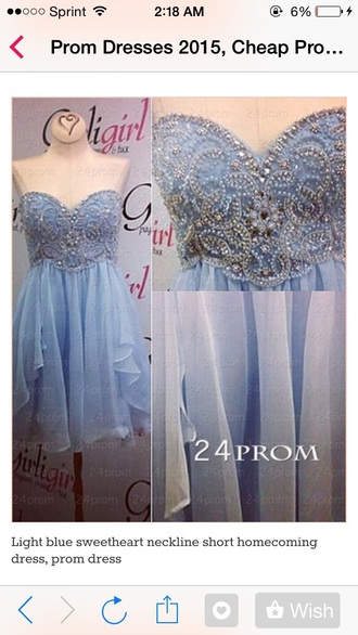 dress blue dress red dress cinderella homecoming dress pretty colorful diamond dress homecoming dress beads