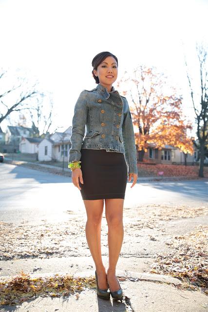 Wearing Fashion Fluently: Walking on Sunshine