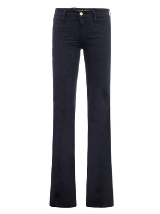 jeans flare jeans flare high navy