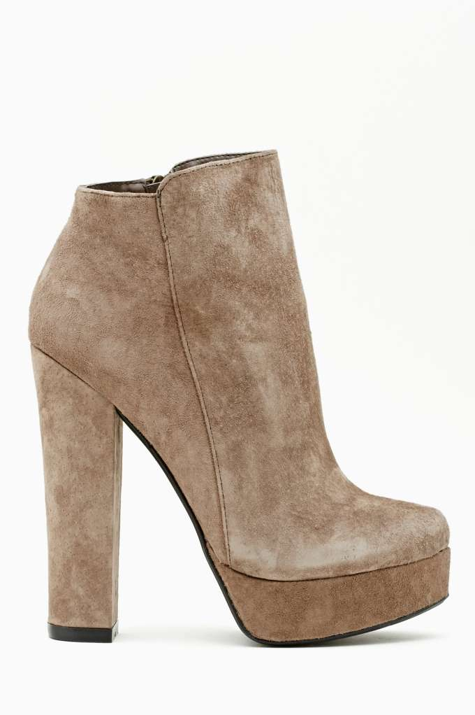 Shoe Cult Mischief Bootie in  Shoes Booties at Nasty Gal