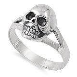 Amazon.com: skeleton ring vintage