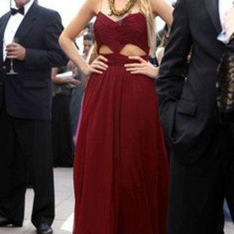 gossip girl serena van der woodsen dress red serena dress