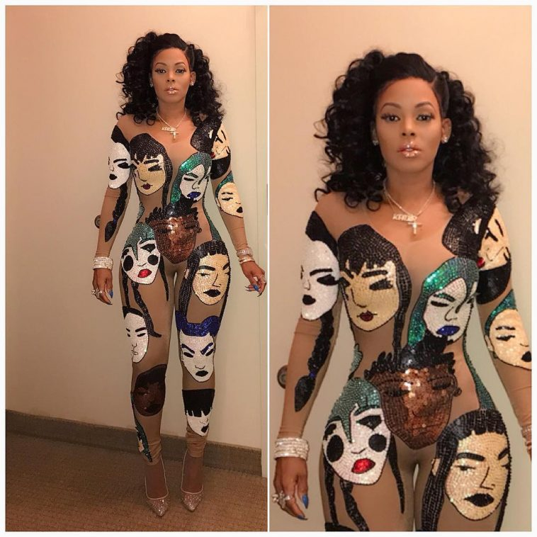 Which Look Was the Best? Keyshia Kaoir Outfits in Iowa & Illinois