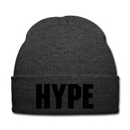 HYPE BEANIE | Orange Circle