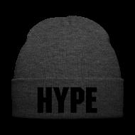 HYPE BEANIE | Orange Circle