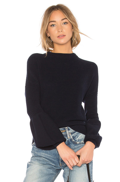 tHE FIFTH LABEL sweater knit navy