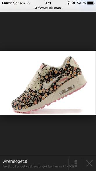 floral shoes nike air air max