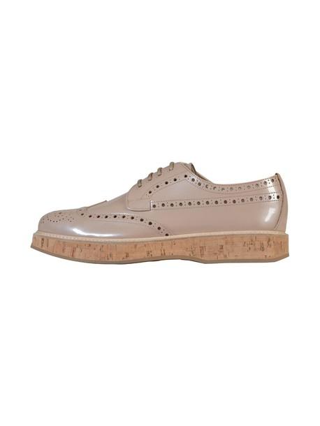 Churchs light pink light pink nude shoes