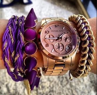 jewels michaekors watch