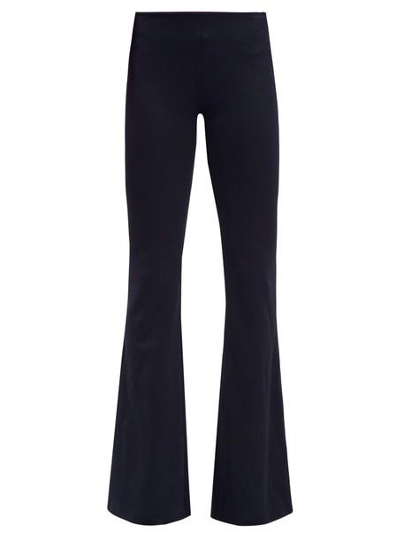 Galvan navy pants