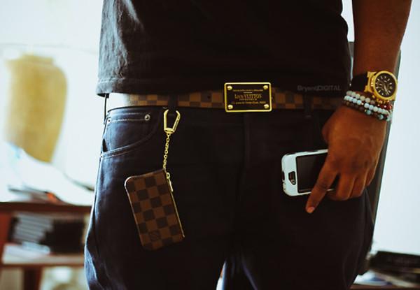 Men\u0027s Designer Leather Belts, Dress \u0026 Casual , LOUIS VUITTON ®