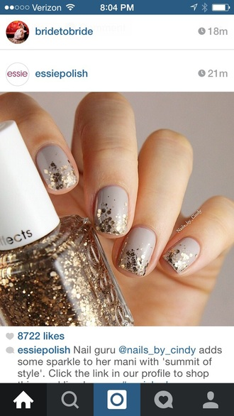 nail polish nails sparkles