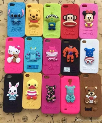 phone cover disney 3d iphone case