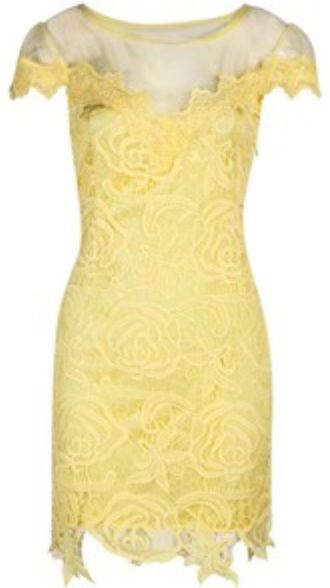 dress yellow dress summer dress cocktail dress lace lace dress yellow lace mesh yellow summer dress cocktail party dress