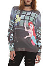 Disney The Little Mermaid Dinglehopper Girls Pullover Top | Hot Topic