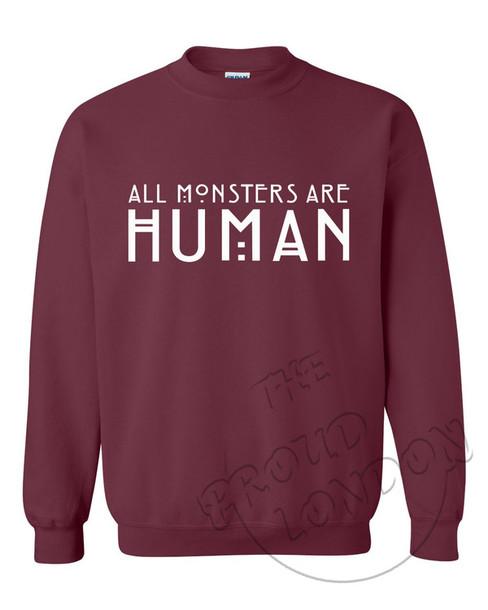 Sweater Jumper Crewneck Sweatshirt Fashion Geek Party Classic