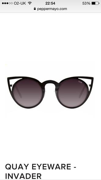 sunglasses black round lens sunglasses