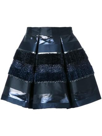 skirt pleated skirt pleated women black