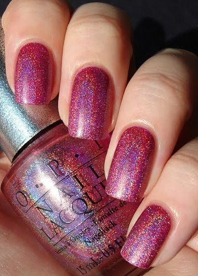 OPI Nail Polish Designer Series DS Signature DS007 Holographic Discontinued VHTF | eBay