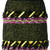 20:52 - fringed skirt - women - Nylon/Polyamide/Virgin Wool - 42, Black, Nylon/Polyamide/Virgin Wool
