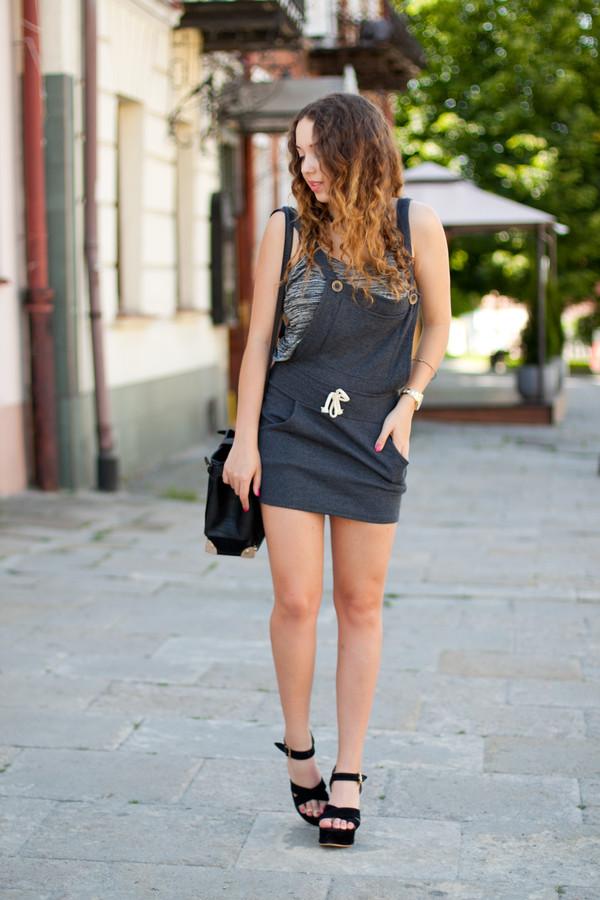kolorowa dusza romper cardigan top bag jewels shoes