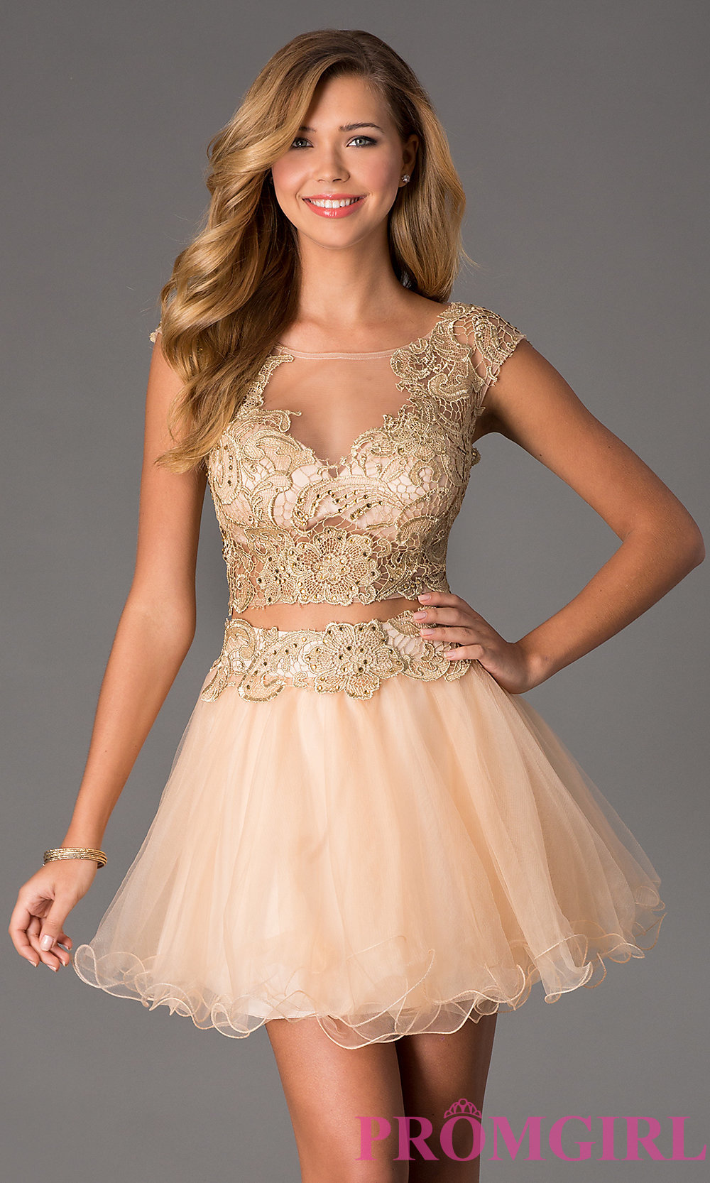 Dress Prom Dress Where Can I Get This Dress Dress Mini Gold