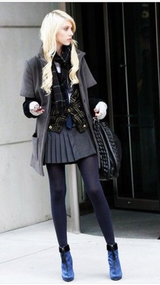 bag black gossip girl jenny humphrey