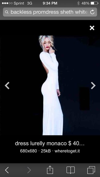 prom dress does anybody know where i could get this a dress for prom white dress backless dress