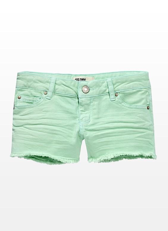 92a922fc91 Mint Flirty Jean Short - Shorts - Garage