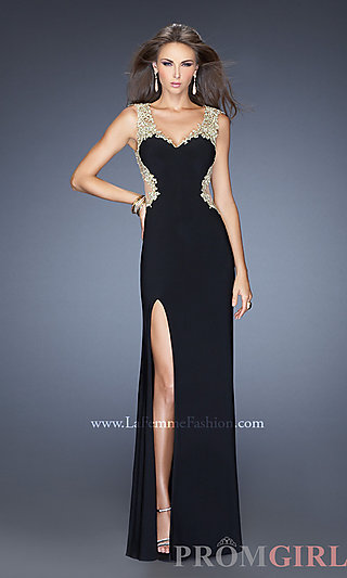 Sexy elegant evening gowns