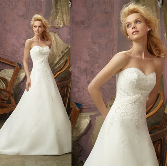 dress clothes: wedding vintage wedding dress fashion dresses