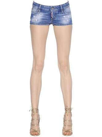 shorts denim shorts denim california blue