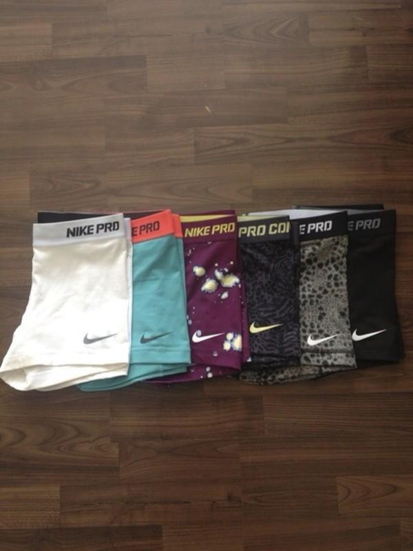 shorts nike pro