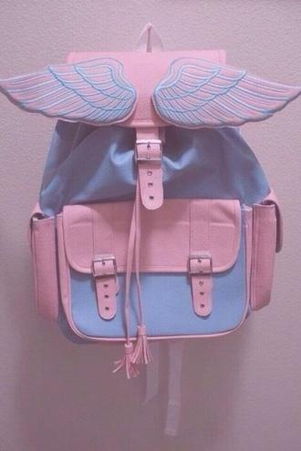 bag beauty wings summer grunge