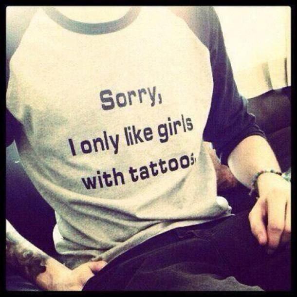 shirt grunge tattoo tumblr black badass