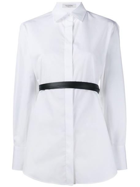 Valentino shirt women white top