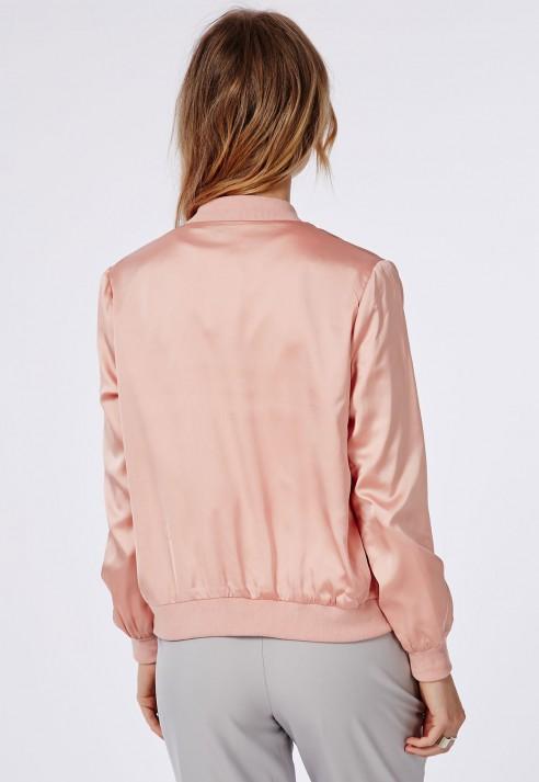 Salmon Pink Jacket el1eL4